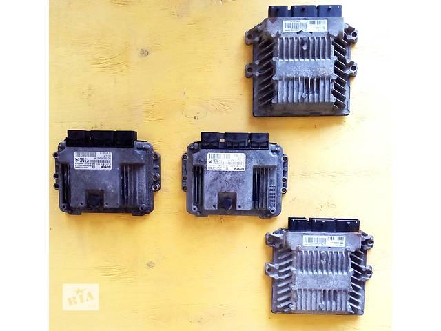 Б/у блок управления двигателем для легкового авто Fiat Scudo 2,0/1,6 с 2007-- объявление о продаже  в Ровно