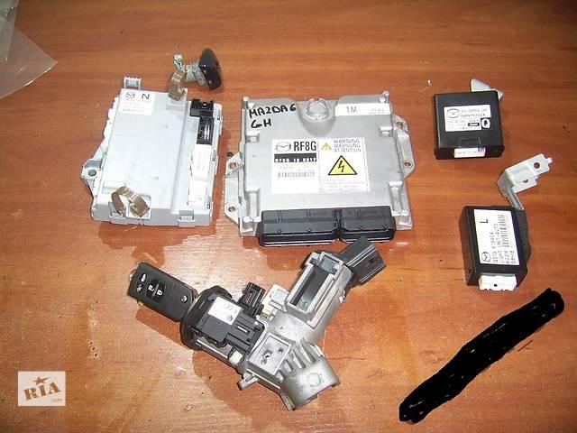 купить бу Б/у блок управления двигателем для легкового авто Mazda 6 в Здолбунове