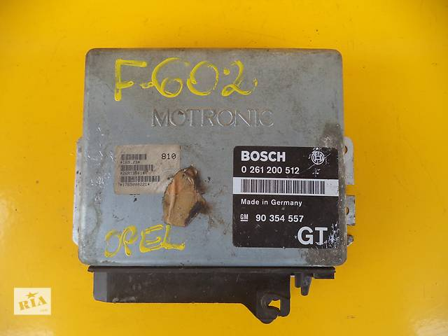 купить бу Б/у блок управления двигателем для легкового авто Opel Senator B (2,6)(90-94) в Луцке