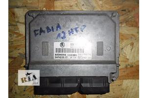 б/у Блоки управления двигателем Seat Ibiza