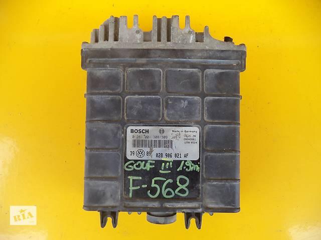 продам Б/у блок управления двигателем для легкового авто Volkswagen Passat (1,9 TD)(91-97) бу в Луцке