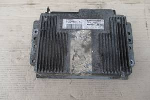 Б/у блок управления двигателем для Renault Megane , Scenic , S115300221A , 7700875744 , 7700110407