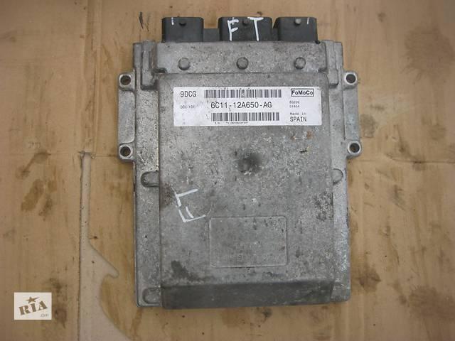 бу Б/у блок управления двигателем Ford Transit 2.2 tdci 2006- в Ровно