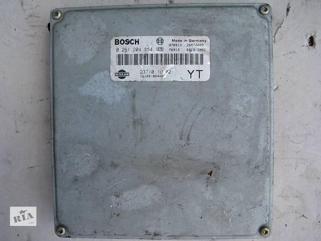 продам Б/у блок управления двигателем Nissan Micra K11 1.3 бу в Броварах
