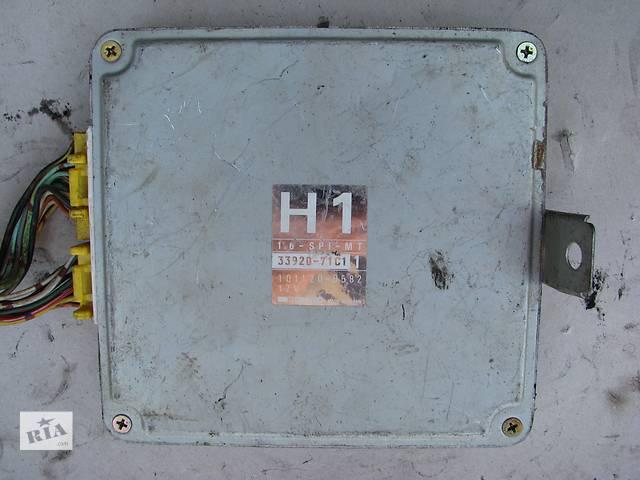 продам Б/у блок управления двигателем Suzuki Swift 1.6 1989-1991 бу в Броварах