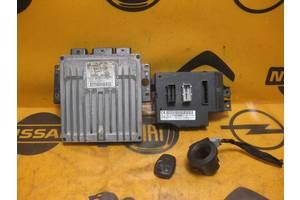 Б/У Блок управления двигателем + Иммобилайзер + Чип (комплект) RENAULT KANGOO 1 RENAULT CLIO 2003-2007
