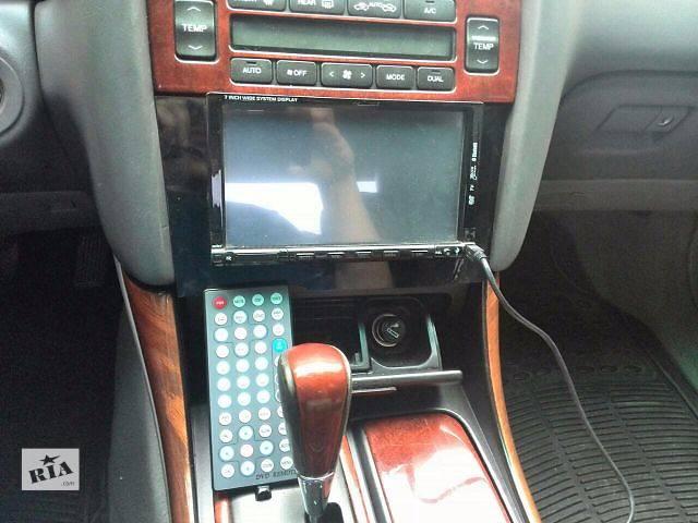 бу Б/у блок управления печкой/климатконтролем для седана Lexus GS 300 1999г в Николаеве