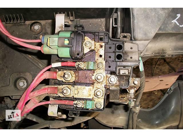 Б/у Блок запобіжників предохранителей для Renault Kangoo Кенго2 1,5 DCI 2008-2012- объявление о продаже  в Рожище