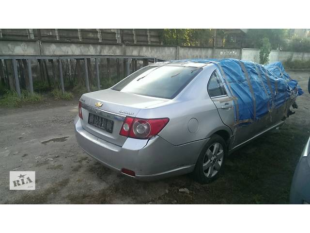 бу Б/у боковина для седана Chevrolet Epica в Запорожье