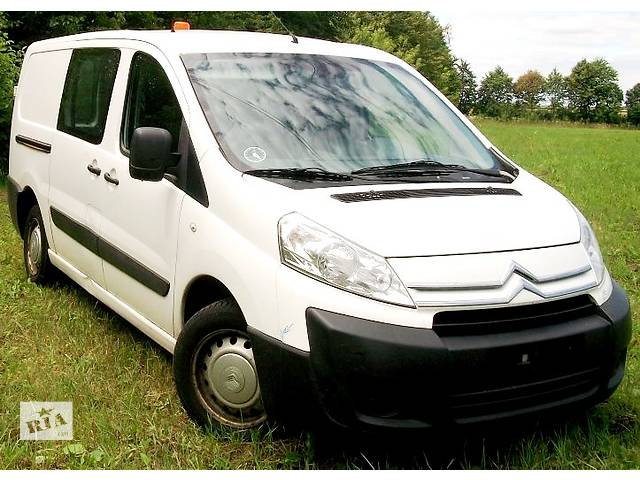 продам  Б/у датчики и компоненты для Ситроен Джампи Citroen Jumpy III 2,0 2007- бу в Ровно