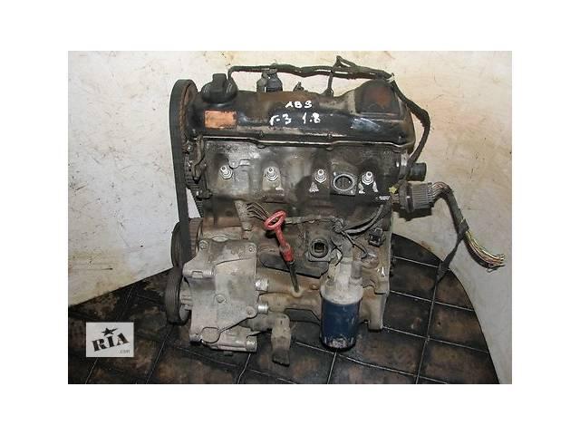 Б/у Детали двигателя Двигатель 1.8I ABS Volkswagen Golf 1994- объявление о продаже  в Киеве