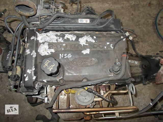 продам Б/у Двигатель Ford Galaxy 2,0 бензин № NSG бу в Стрые