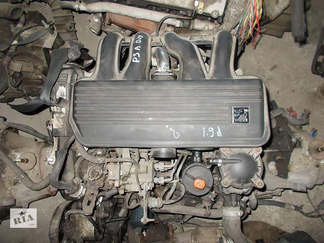 Б/у Двигатель Citroen BX 1.9 D № PSA DJY- объявление о продаже  в Стрые