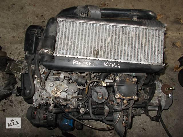 продам Б/у Двигатель Citroen BX 1.9 td № PSA DHY бу в Стрые