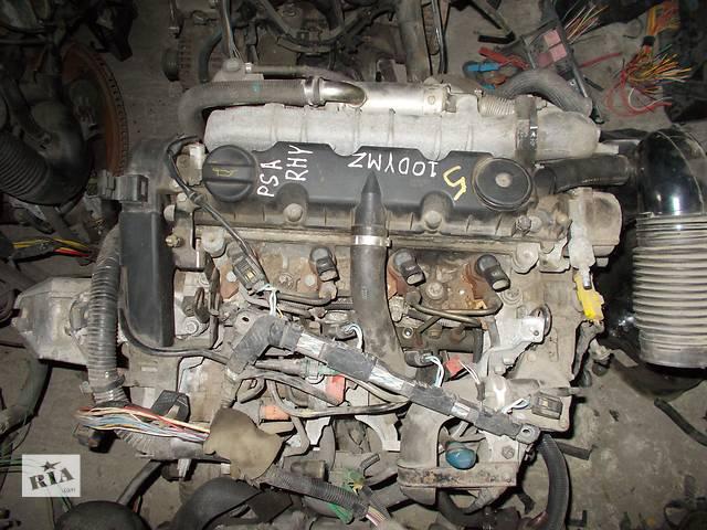 продам Б/у Двигатель Citroen C4 2,0HDI № PSA RHY бу в Стрые