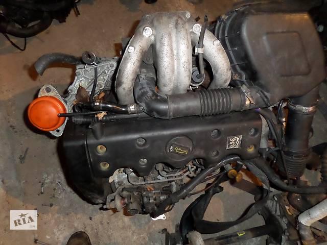 Б/у Двигатель Citroen Saxo 1.5 D 1996-2003- объявление о продаже  в Стрые