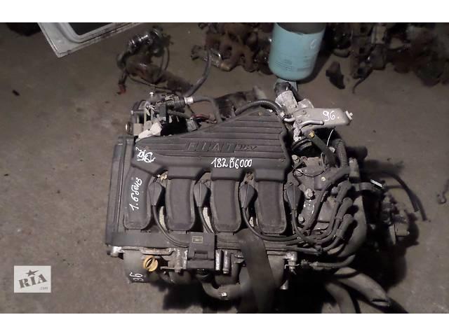 купить бу Б/у Двигатель Fiat Multipla 1.6 16v бензин № 182B6.000 в Стрые