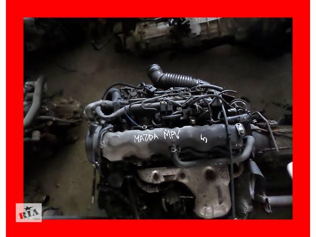 продам Б/у Двигатель Ford Ranger 2,5TD № WL бу в Стрые