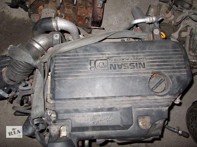 продам Б/у Двигатель Nissan Tino 2.2 tdi бу в Стрые