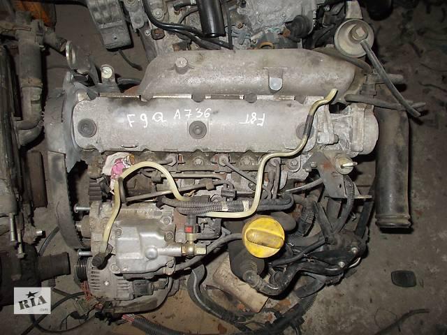 Б/у Двигатель Renault Scenic 1,9dti № F9Q A 736- объявление о продаже  в Стрые