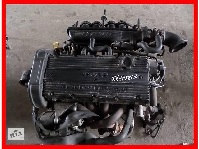 купить бу Б/у Двигатель Rover 216 1,6 бензин 16V № 16K4F в Стрые