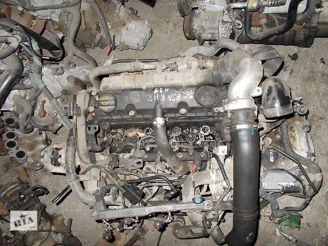 продам Б/у Двигатель Peugeot 607 2,0hdi № PSA RHZ 2000-2004 бу в Стрые