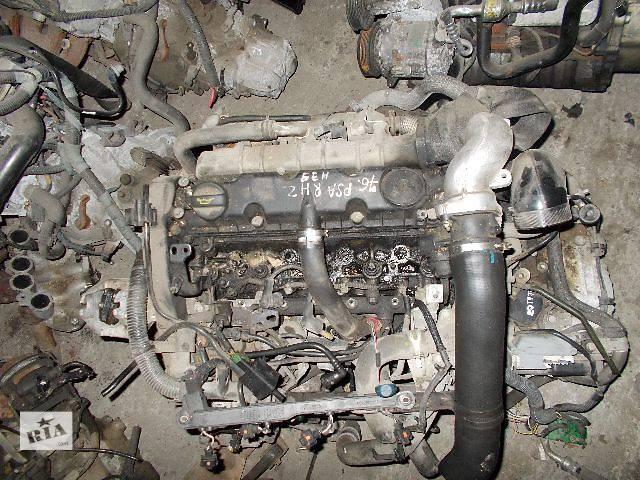 Б/у Двигатель Fiat Scudo 2,0hdi № PSA RHZ 2000-2006- объявление о продаже  в Стрые