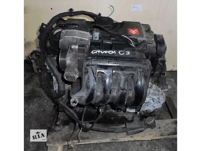 купить бу Б/у Детали двигателя Поддон масляный Ситроен Citroen C3 бензин 1,4 2004 в Рожище