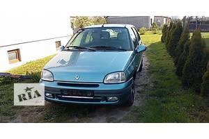 б/у Панели передние Renault Clio