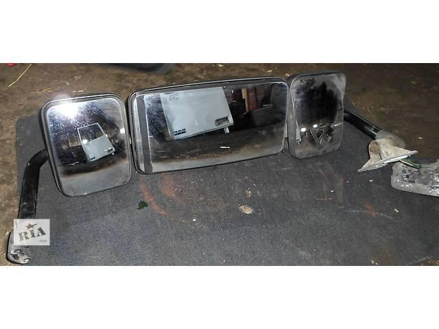 продам Б/у Зеркало заднего вида (большое,маленькое, стайка) на ДАФ DAF XF95  Евро3 бу в Рожище