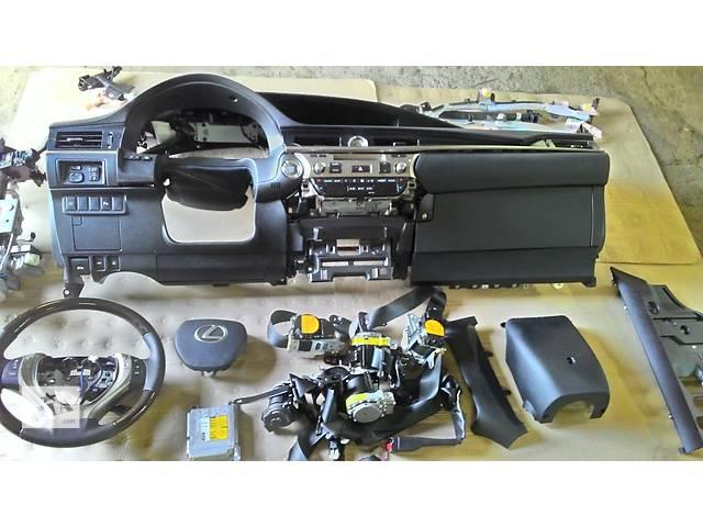 продам Торпеда Комплектна Lexus ES 2015 бу в Львове