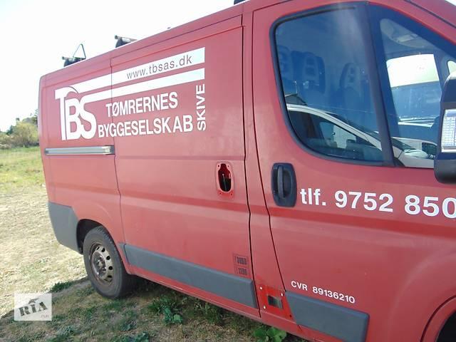 купить бу Б/у дверь боковая сдвижная для автобуса Fiat Ducato (3) Боксер Джампер Дукато с 2006г. в Ровно