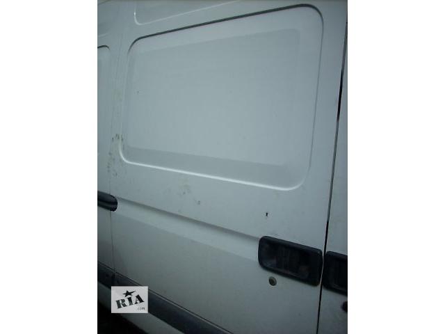 купить бу Б/у дверь боковая сдвижная для легкового авто Renault Master 2001 в Тернополе