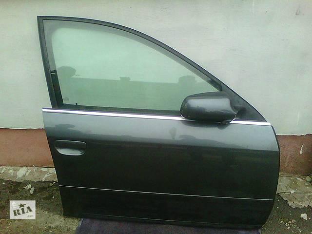 купить бу Б/у дверь передняя для легкового авто Audi A6 C5 рестайлинг в Ковеле