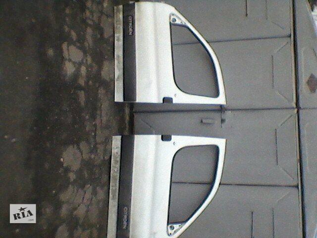 Б/у дверь передняя для легкового авто Citroen Berlingo- объявление о продаже  в Луцке