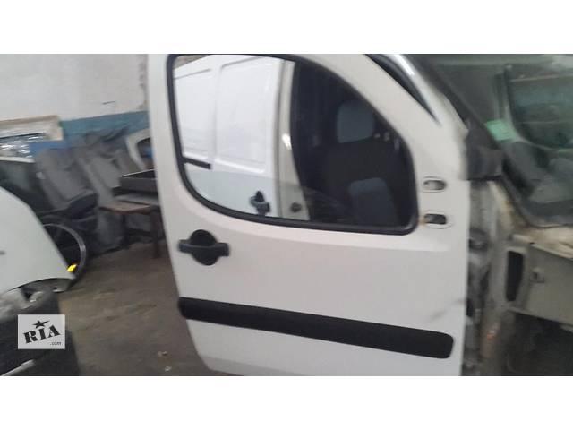 продам Б/у дверь передняя для легкового авто Fiat Doblo бу в Луцке