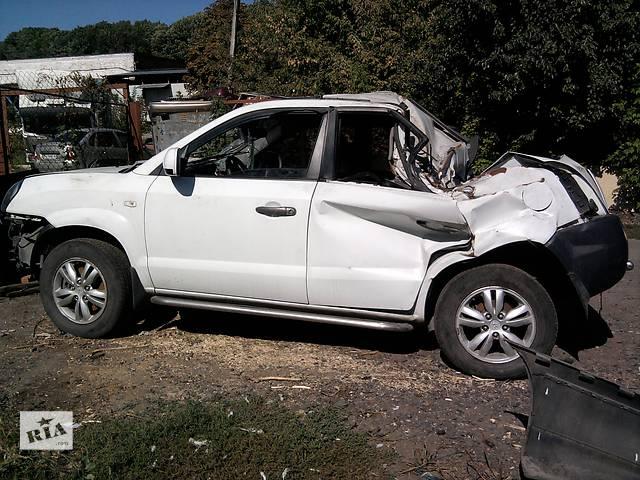 купить бу Б/у дверь передняя для легкового авто Hyundai Tucson в Полтаве