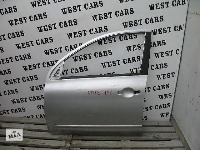 продам Б/у дверь передняя для легкового авто Nissan Note бу в Луцке