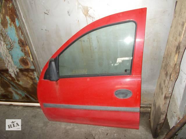 купить бу Б/у дверь передняя Opel Combo в Стрые