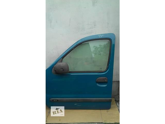бу Б/у дверь передняя для легкового авто Renault Kangoo 2 в Ковеле