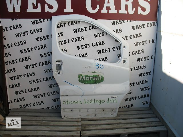 Б/у дверь передняя для легкового авто Renault Trafic- объявление о продаже  в Луцке