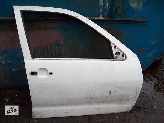 продам Б/у дверь передняя для легкового авто Volkswagen Caddy бу в Львове
