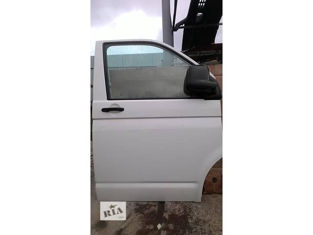 бу Б/у дверь передняя для легкового авто Volkswagen T5 (Transporter) в Яворове (Львовской обл.)