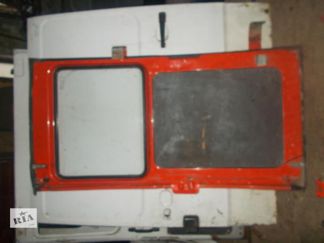 продам Б/у дверь задняя для грузовика Mercedes 208 1994 бу в Тлумаче