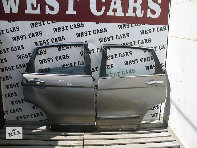 бу Б/у дверь задняя правая для легкового авто Honda CR-V 2008 в Луцке