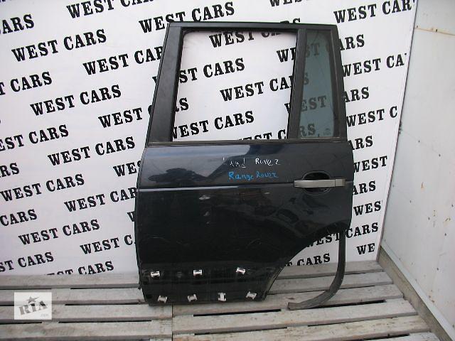 купить бу Б/у дверь задняя для легкового авто Land Rover Range Rover 2006 в Луцке