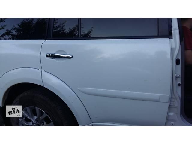 Б/у дверь задняя для легкового авто Mitsubishi Pajero Sport- объявление о продаже  в Киеве