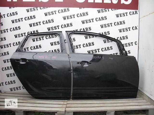 бу Б/у дверь задняя для легкового авто Opel Astra J в Луцке