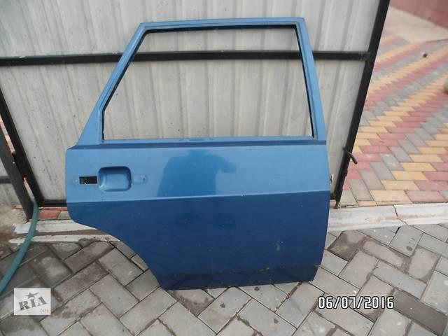 Б/у дверь задняя для легкового авто ВАЗ 2109- объявление о продаже  в Умани