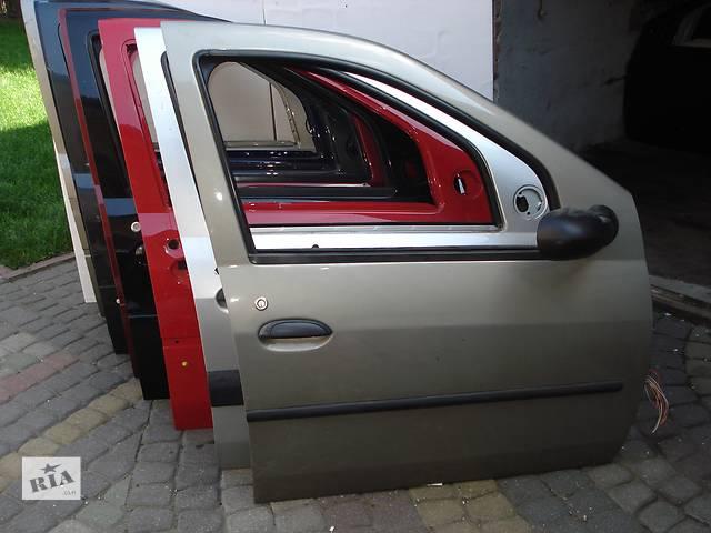купить бу Б/у двері Рено Renault Дачія Dacia Логан Logan в Львове